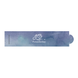 ForYourParty's chic Watercolor Night Fall Napkin Ring with Matte White Foil has a Turtle graphic and is good for use in Animals, Beach/Nautical themed parties and couldn't be more perfect. It's time to show off your impeccable taste.