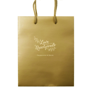 Love Newlyweds Bag