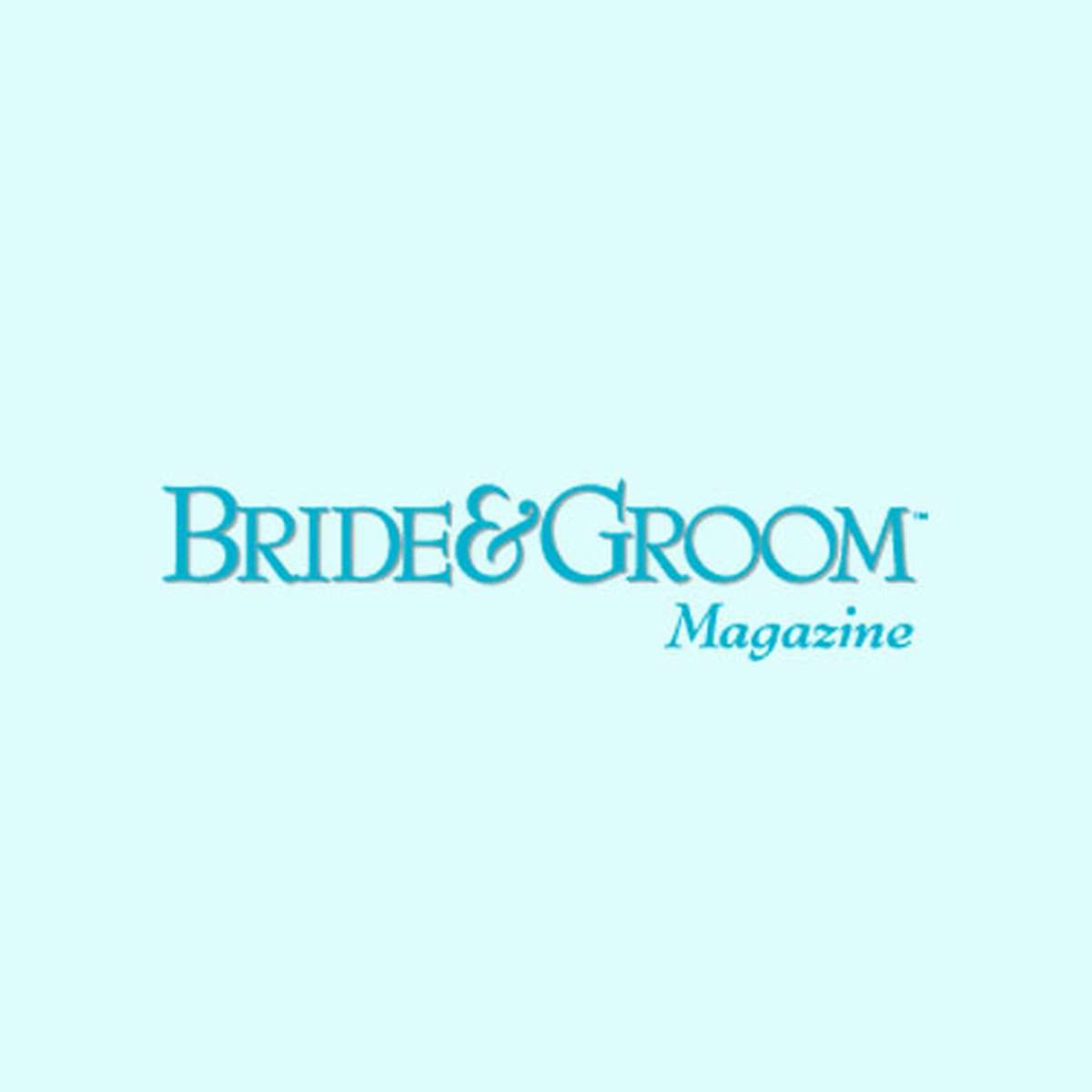 Bride & Groom Magazine Press about personalized wedding supplies from for your party