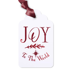 Our custom Natural Frost White Luggage Gift Tag with Shiny Merlot Foil has a North Star graphic and is good for use in Christmas, Stars themed parties and will add that special attention to detail that cannot be overlooked.