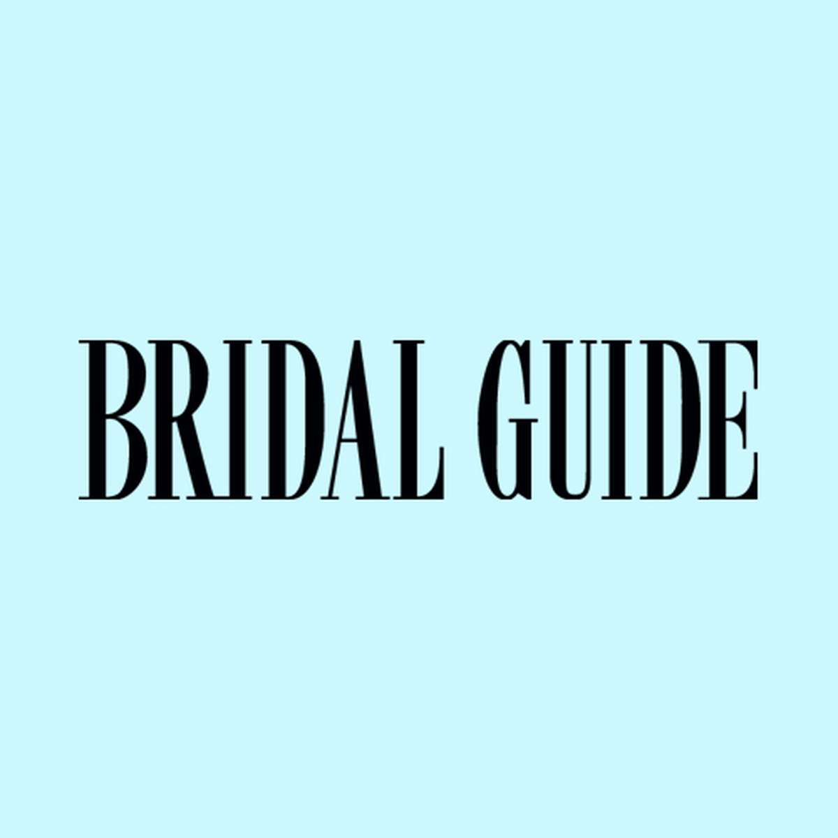 Bridal Guide Tip personalized product