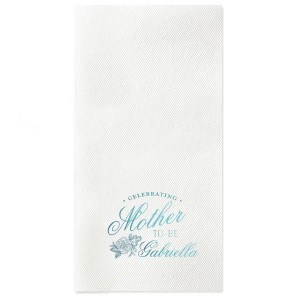 Celebrating Mother Napkin