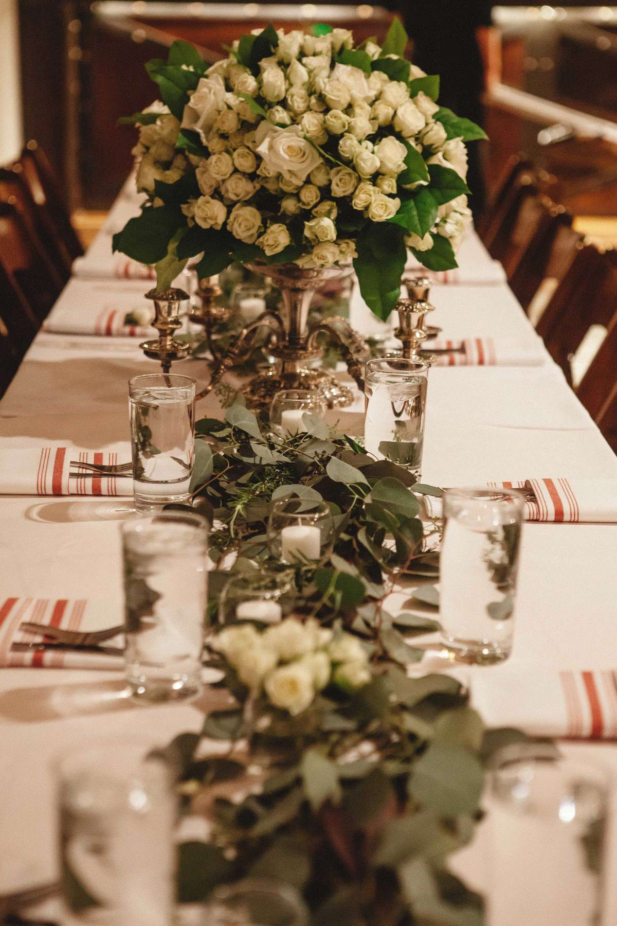organic wedding tables cape