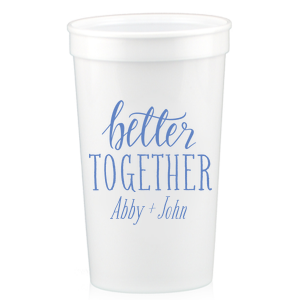 Better Together Stadium Cup