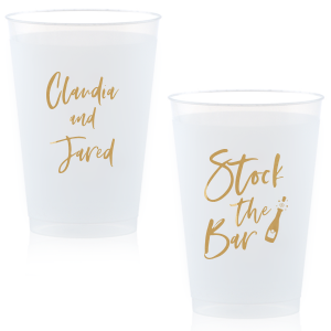 Stock The Bar Frost Flex Cup