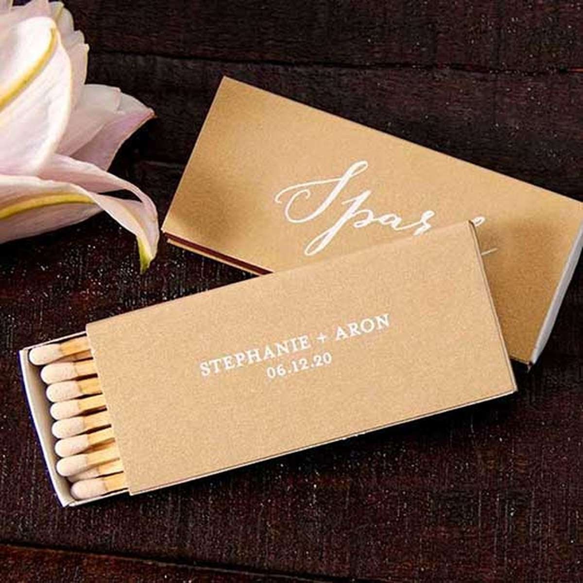 Matches custom matchbooks wedding matches for your party candle match box colourmoves