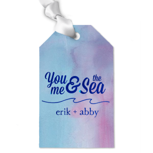 You, Me & The Sea Tag