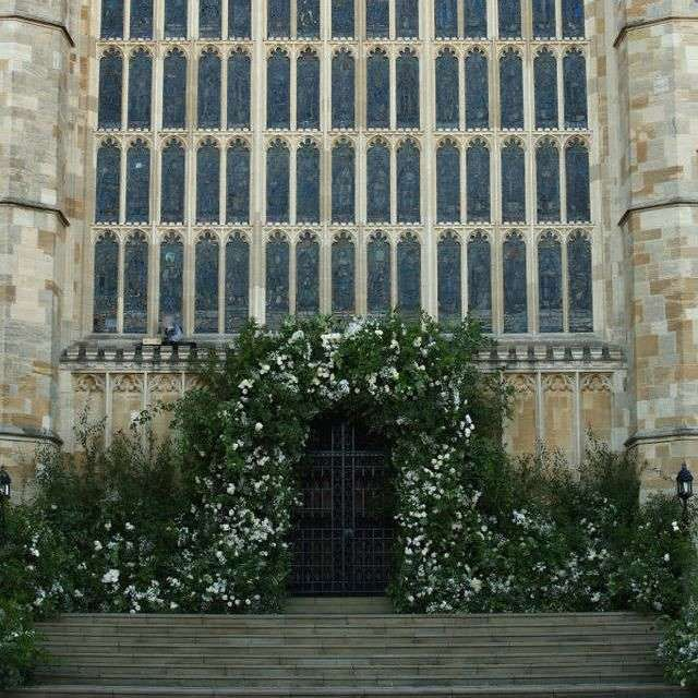 royal wedding flower inspiration