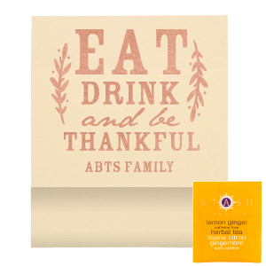 Eat Drink And Be Thankful Favor