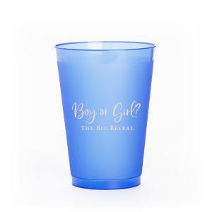 The Big Reveal Cup