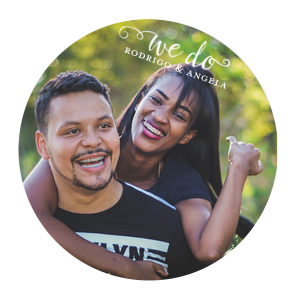 ForYourParty's personalized Photo/Full Color Coaster with Matte White Ink Digital Print Colors will give your party the personalized touch every host desires.