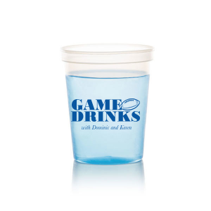 Game Drinks Stadium Cup