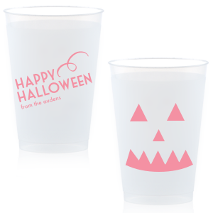 Our personalized Matte Rouge Ink 12 oz Frosted Plastic Cup with Matte Rouge Ink Cup Ink Colors will look fabulous with your unique touch. Your guests will agree!
