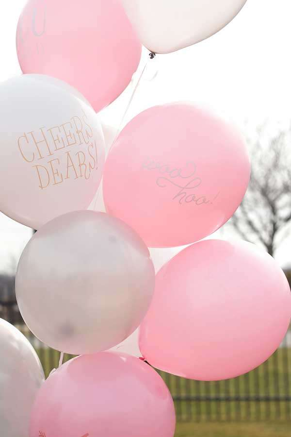 personalized party decorations