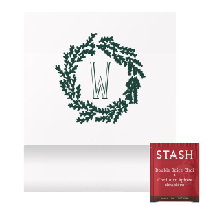 Custom Natural Frost White Votive Candle with Matte Spruce Foil has a Leaf Frame 6 graphic and is good for use in Frames themed parties and will impress guests like no other. Make this party unforgettable.