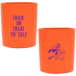 Trick Or Treat Yo' Self Can Cooler