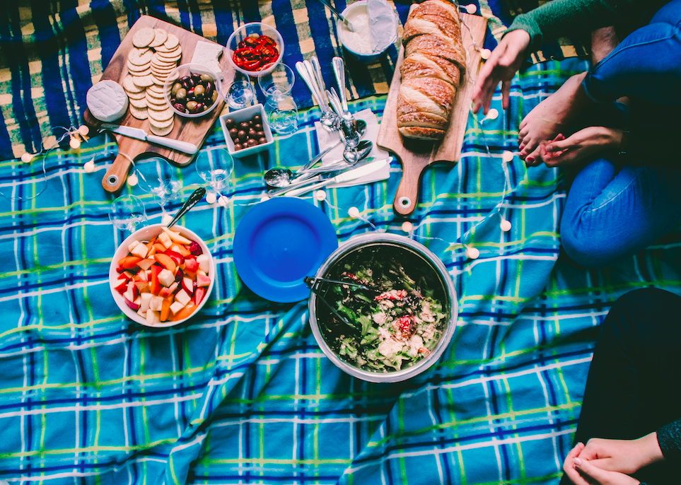 Valentine's Day Picnic photo