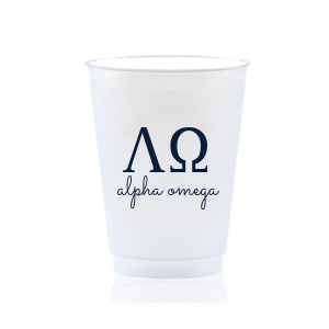 Greek Life Frost Flex Cup