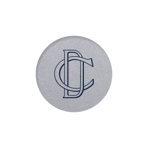 ForYourParty's chic Stardream Ivory Round Label with Matte Navy Ink Digital Print Colors will impress guests like no other. Make this party unforgettable.