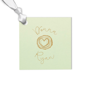 Tree Heart Gift Tag