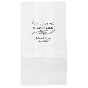 Love is Sweet Rose Flourish Bag