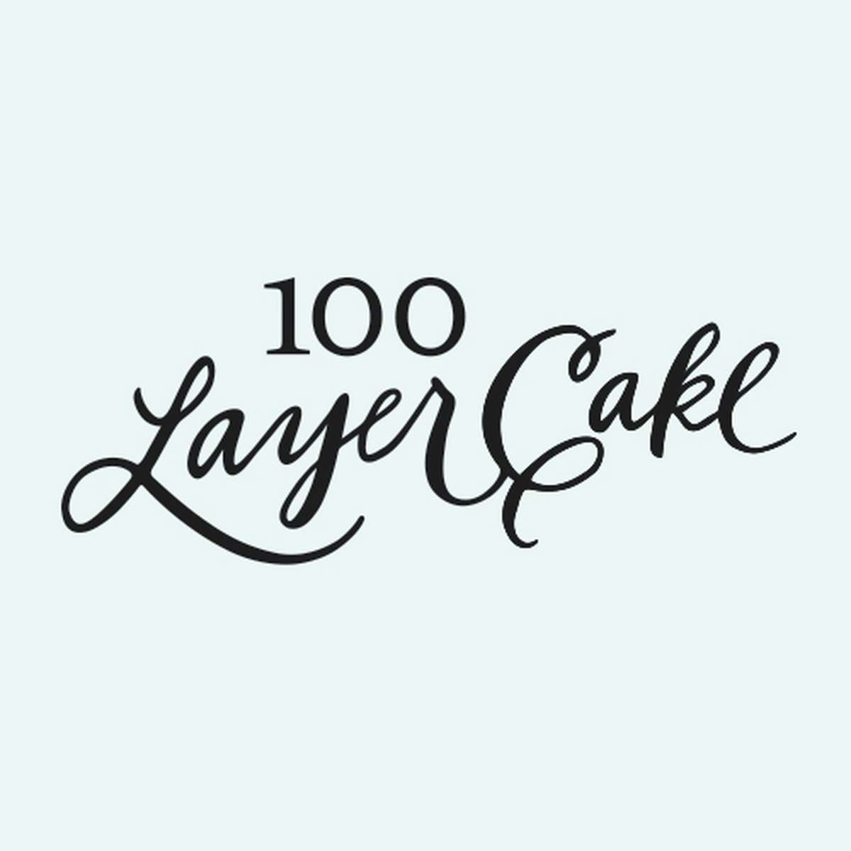100 layer cake sip snack chill party custom cocktail napkins