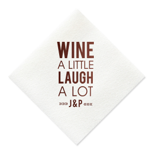 Wine A Little Napkin