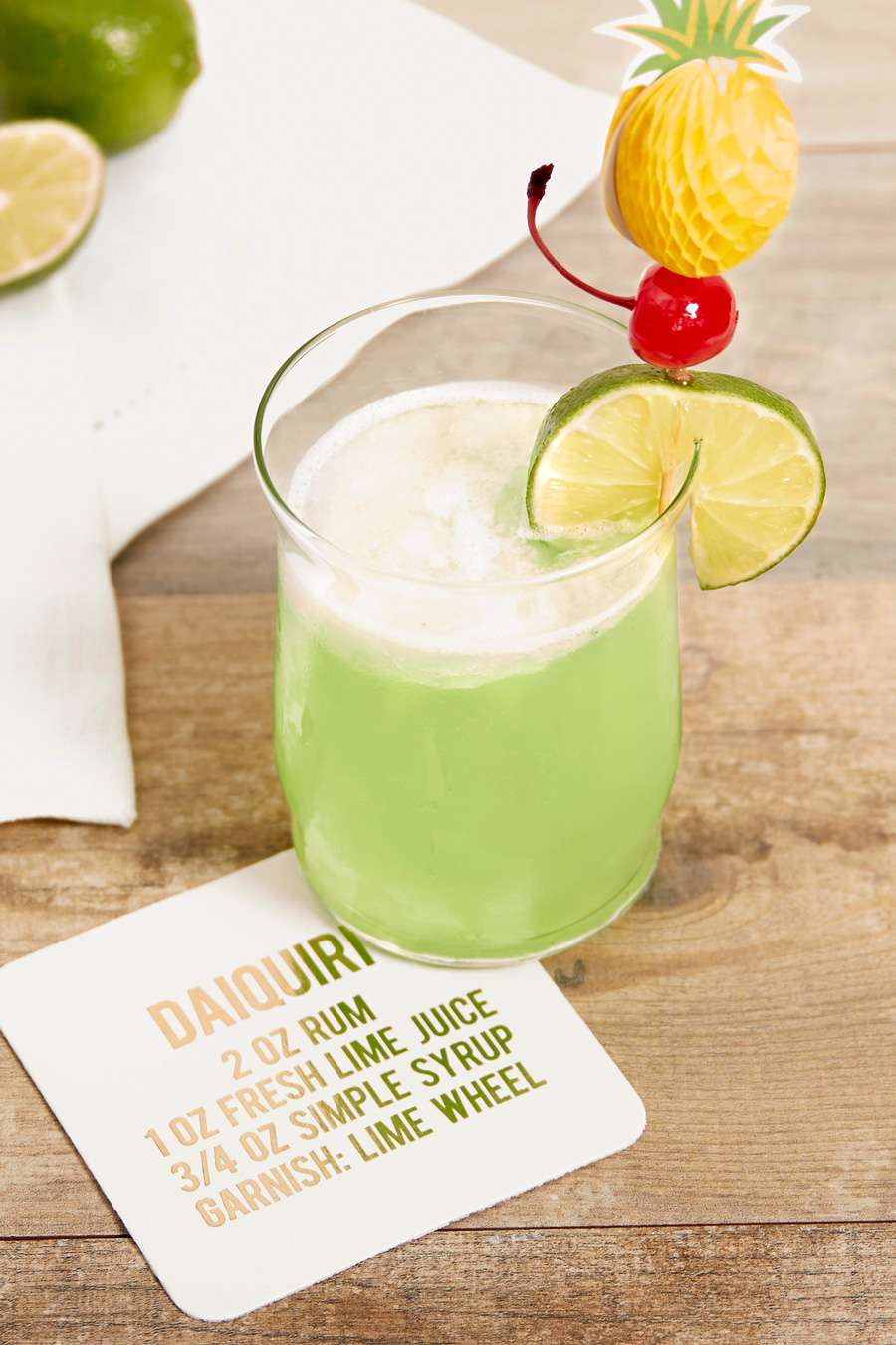easy daiquiri recipe