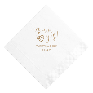 Cocktail Napkin