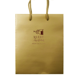 Christmas Angel Gift Bag