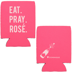 Eat. Pray. Rosé. Can Cooler