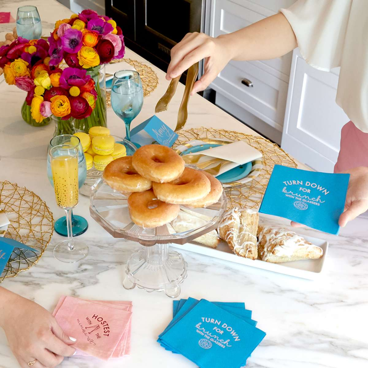 reasons why you should throw a brunch party