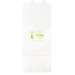 Wine Down Gift Bag