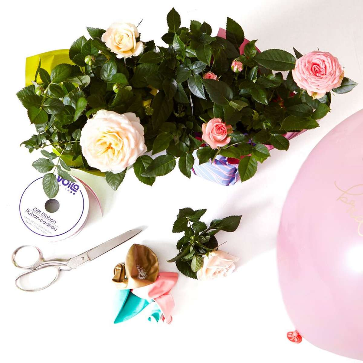 Dress Up Balloons DIY