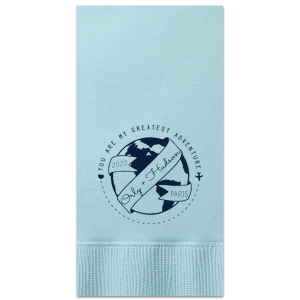 Global Adventure Napkin