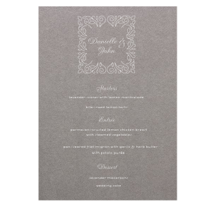 wedding programs wedding menus create menus programs for