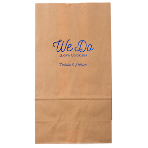We Do Love Cookies Bag