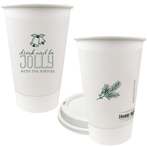 Jolly Bells Paper Cup