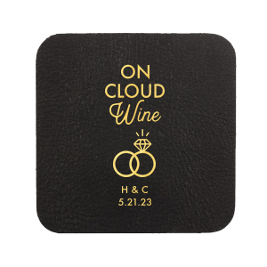 On Cloud Wine Coaster