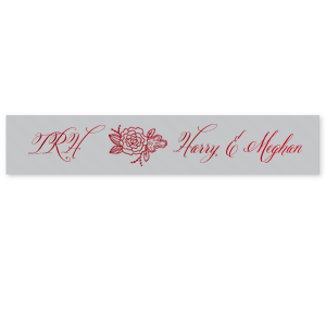 Royal Couple Ribbon