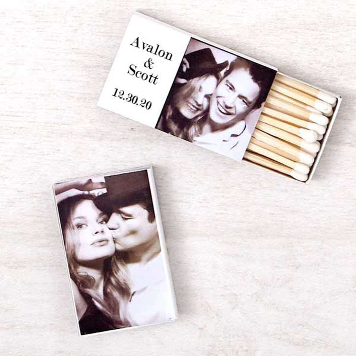 custom photo classic matchbox
