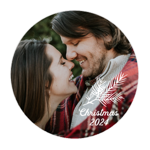 The ever-popular Photo/Full Color Coaster with Matte White Ink Digital Print Colors has a Pine graphic and is good for use in Outdoor, Holiday themed parties and will look fabulous with your unique touch. Your guests will agree!