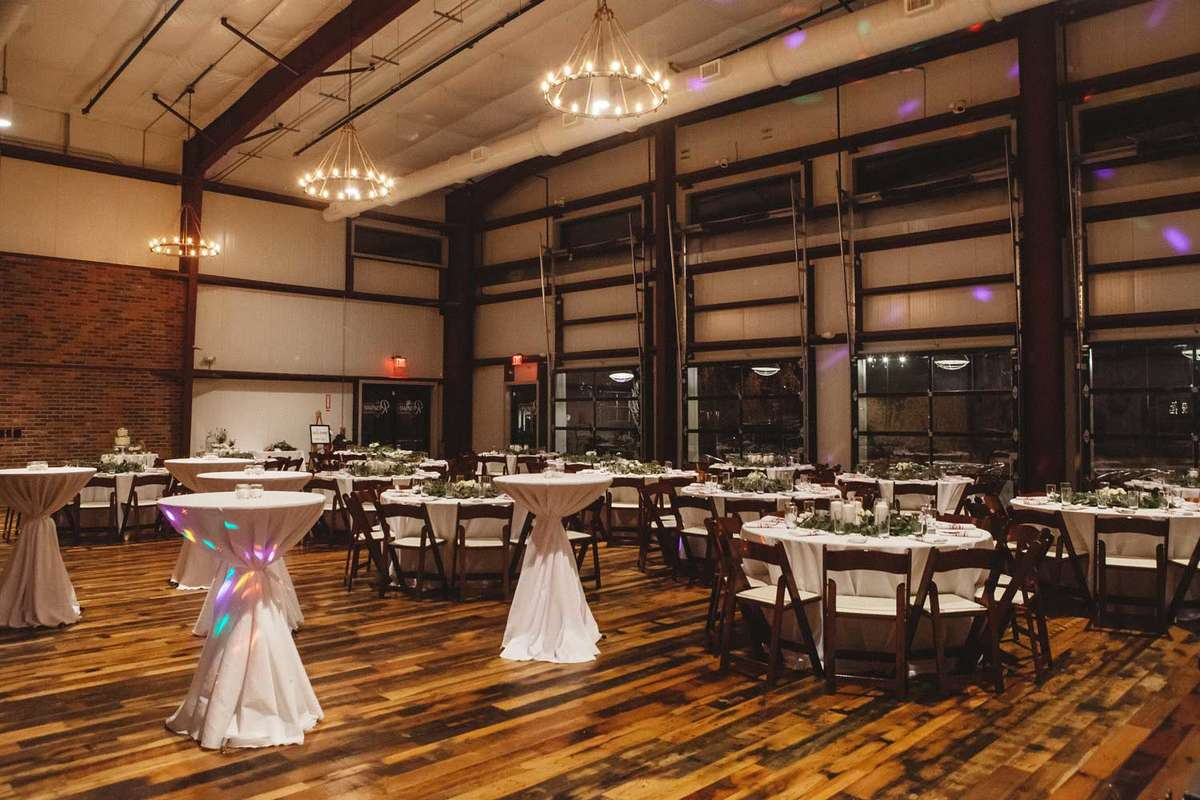 The Reserve Wedding venue in Nashville