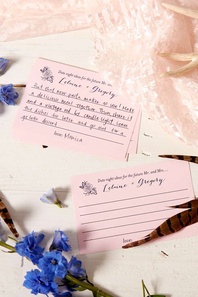 Creative Bridal Shower Activities For Your Party