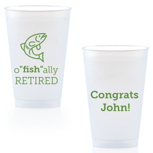 "O""fish""ally Retired Frost Flex Cup"