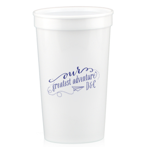 Our Greatest Adventure Stadium Cup