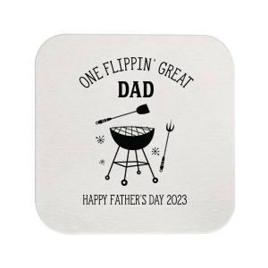 Flipping Great Dad Coaster