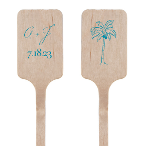 Palm Initial Stir Stick