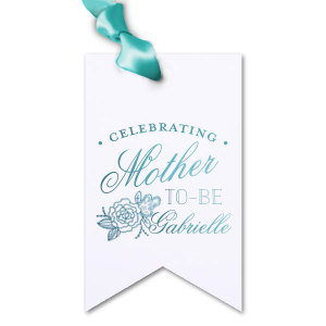 The ever-popular Natural Frost White Square Gift Tag with Shiny Turquoise Foil has a Peony Accent graphic and is good for use in Floral, Accents themed parties and couldn't be more perfect. It's time to show off your impeccable taste.
