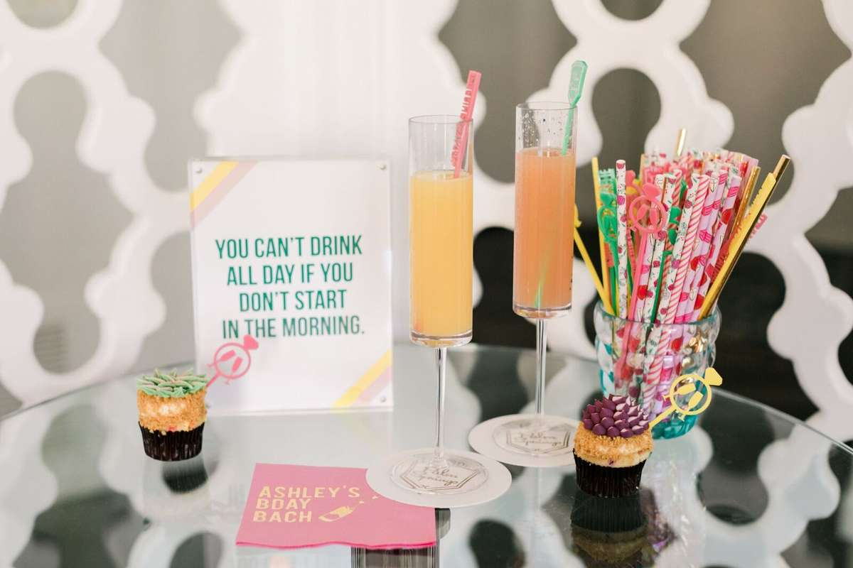 custom bachelorette party accessories